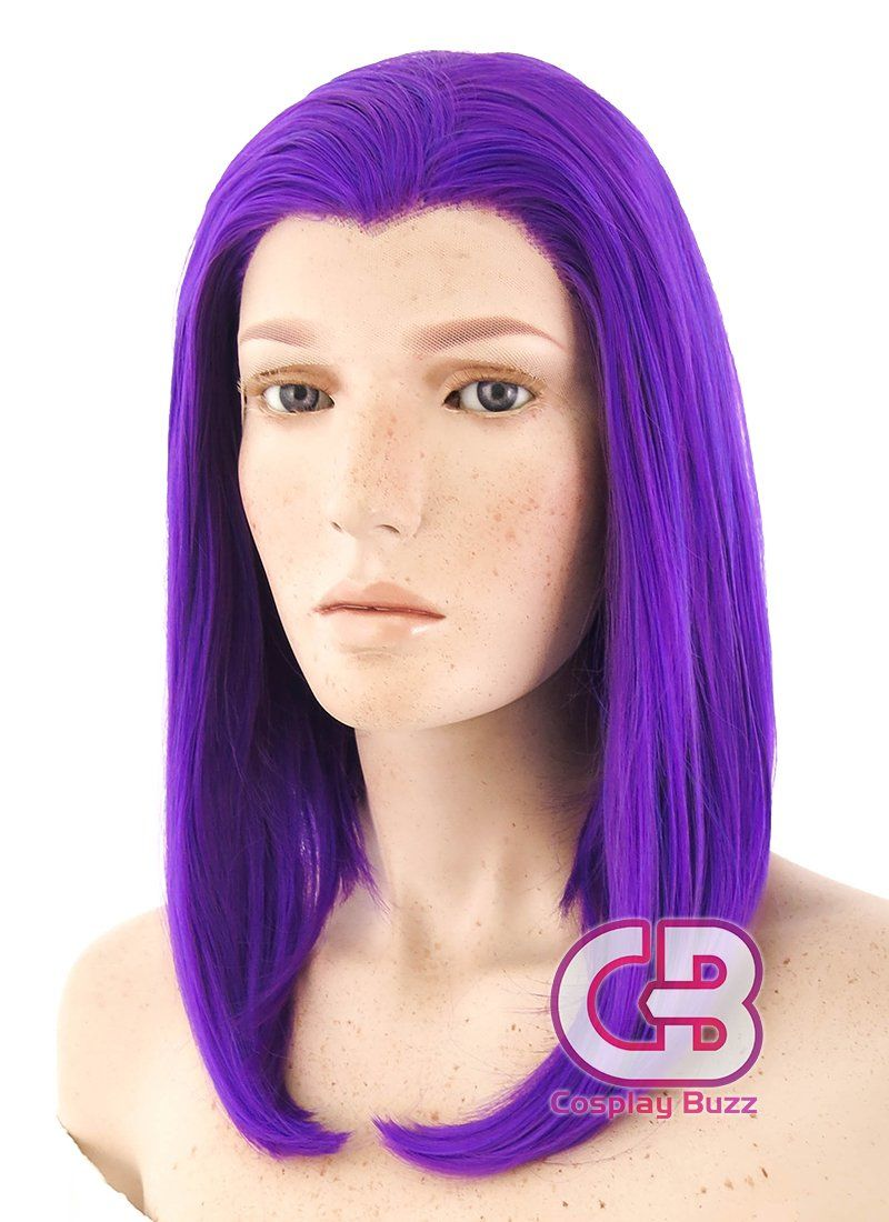 Raven Cosplay Wig Lace Front
