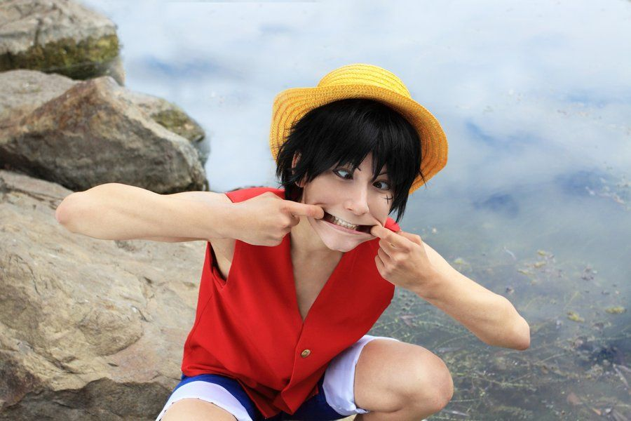 These May Are The Best One Piece Cosplay Monkey D Luffy