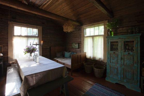 Kaurilan Sauna   Kaurilan sauna & Punsselin paja