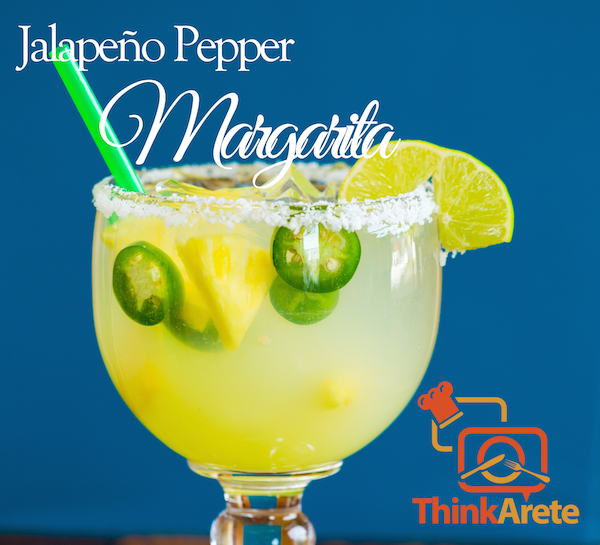 Alcoholic Drink Recipes For Thanksgiving: Jalapeño Pepper Margaritas