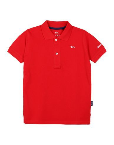 HARMONT&BLAINE Boy's' Polo shirt Red 6 years