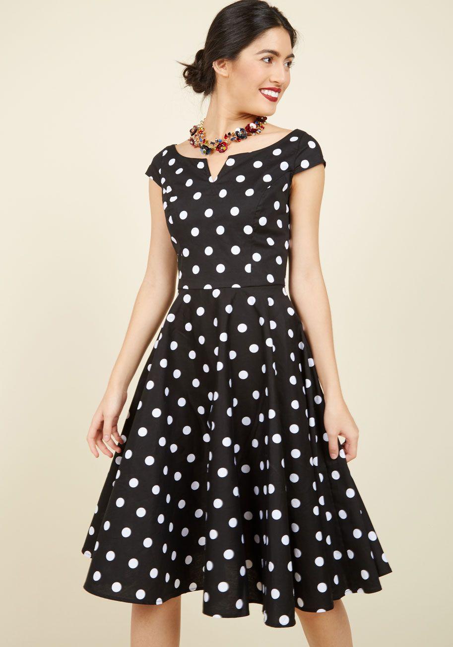 2a88e26f4bd09 The East Coast Swing of Things Cotton Dress | Mod Retro Vintage Dresses |  ModCloth.com