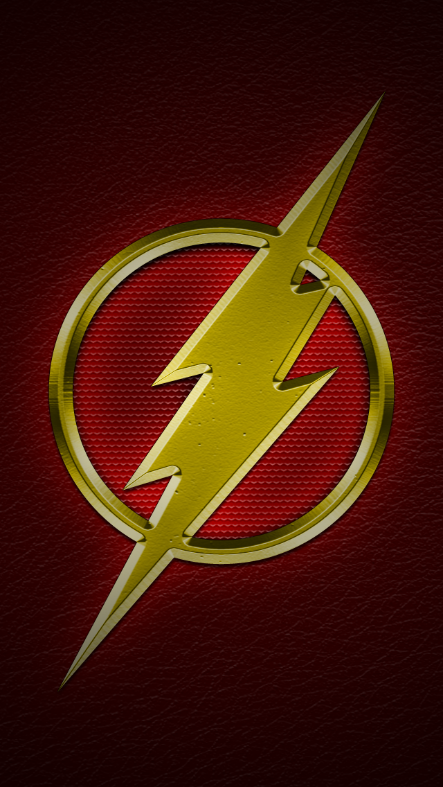 Flash iPhone wallpaper superheroes Pinterest