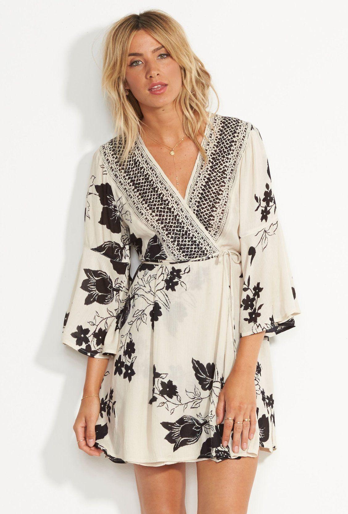 ff16db4cbbc6e Divine Dress   Billabong US Billabong Women, Classic Outfits, Festival  Fashion, Summer Outfits