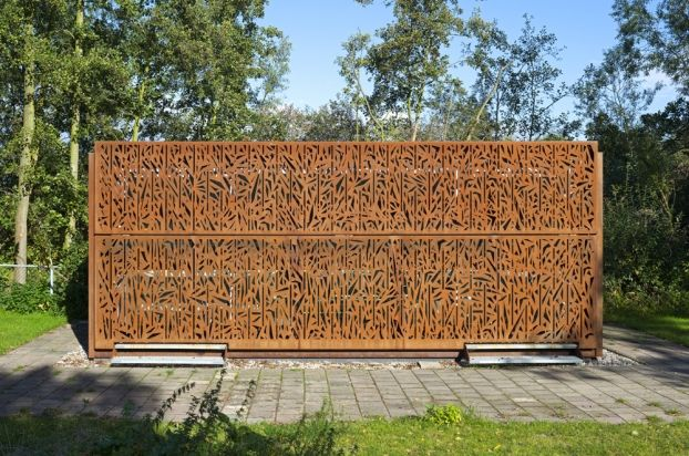 Artist Studio Het Bushok | Kortenhoef | Netherlands | Metal in Architecture 2014 | WAN Awards
