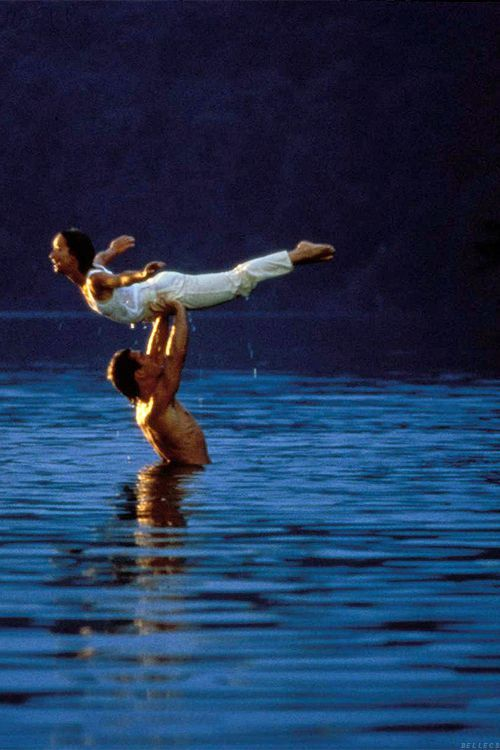 Sean and I try and do the dirty dancing lift EVERY SINGLE TIME we drink now. Why? No idea. And we fail miserably every time.