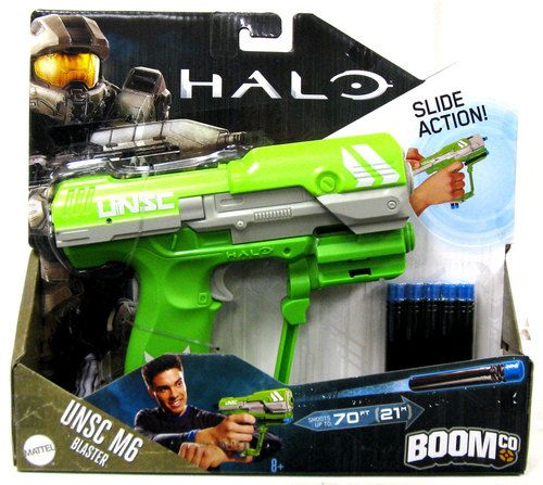 Best Performance : Halo Boomco UNSC MA5 Rifle