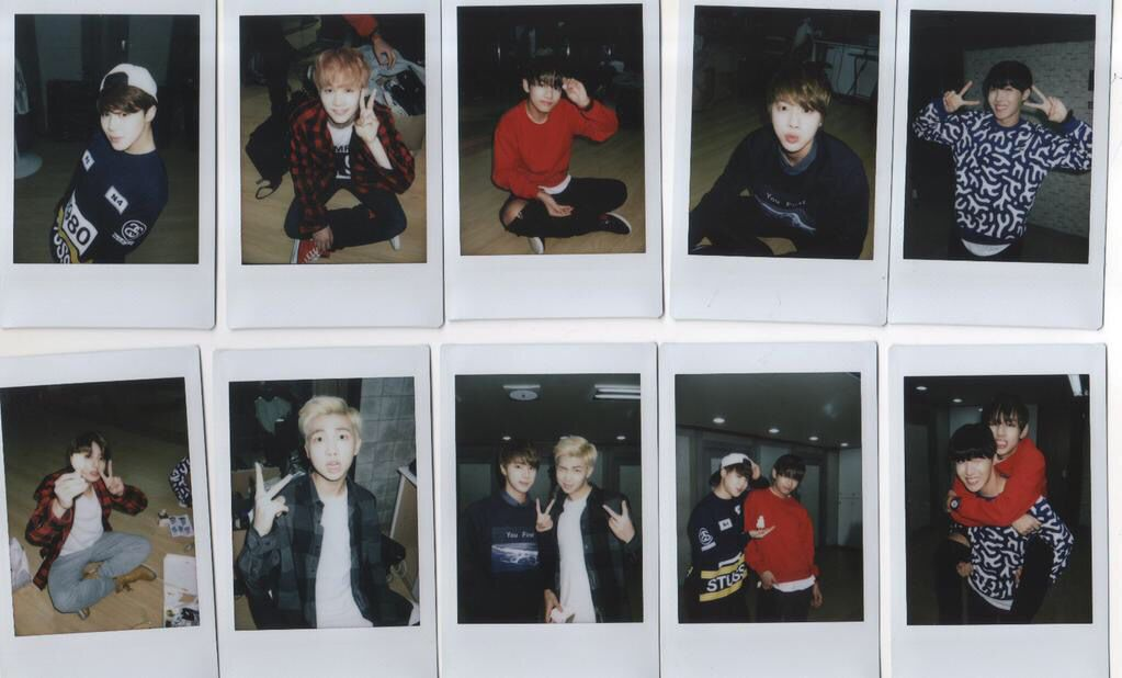 How To Change The Wallpaper On Iphone Bts Polaroids Bts