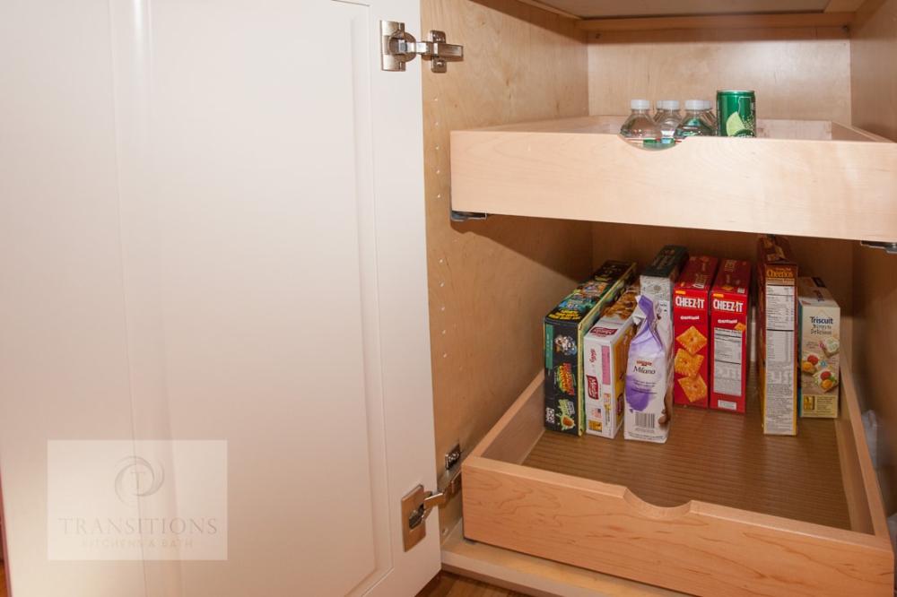 Top 6 Kitchen Cabinet Storage
