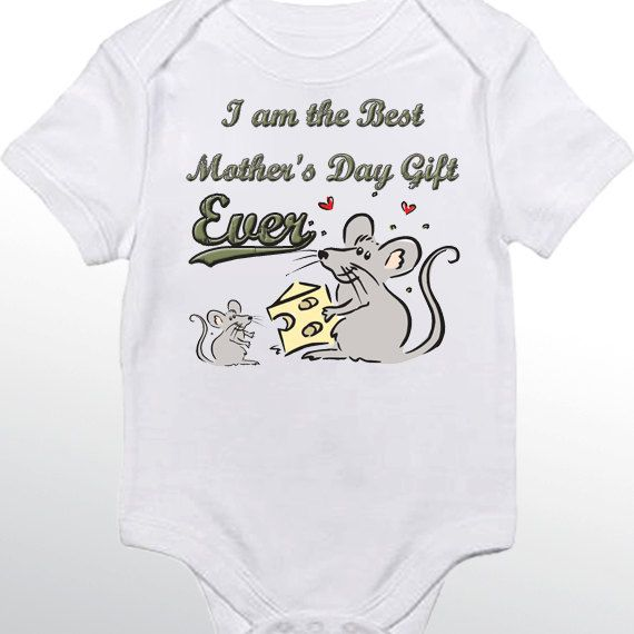 I Am The Best Mother S Day Gift Ever Personalized Baby Etsy Baby Onesies Cute Baby Onesies Baby Garments
