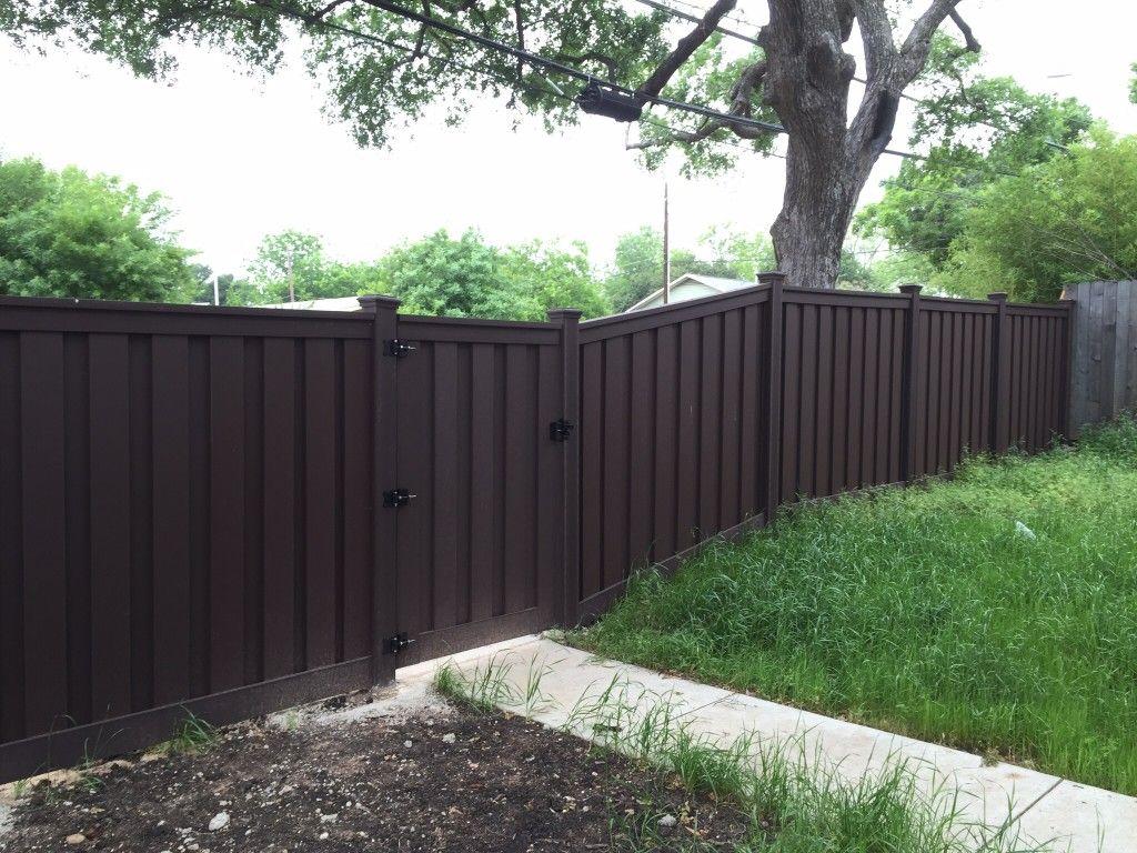 Trex Fencing News Backyard Fences Backyard Vinyl Fence