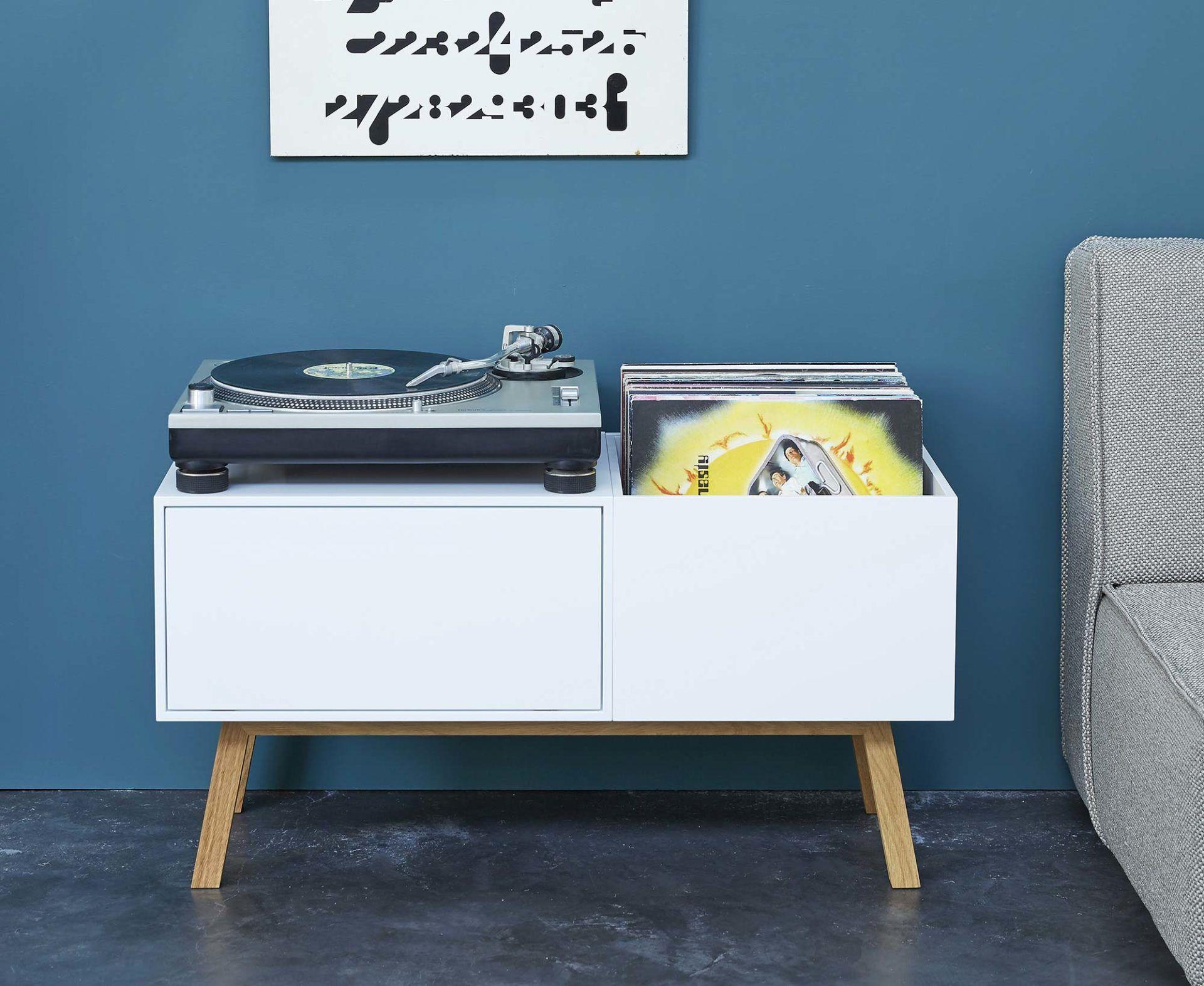 46 Meubles Pour Ranger Des Vinyles En 2020 Meuble Vinyle Mobilier De Salon Meuble Pour Platine Vinyle