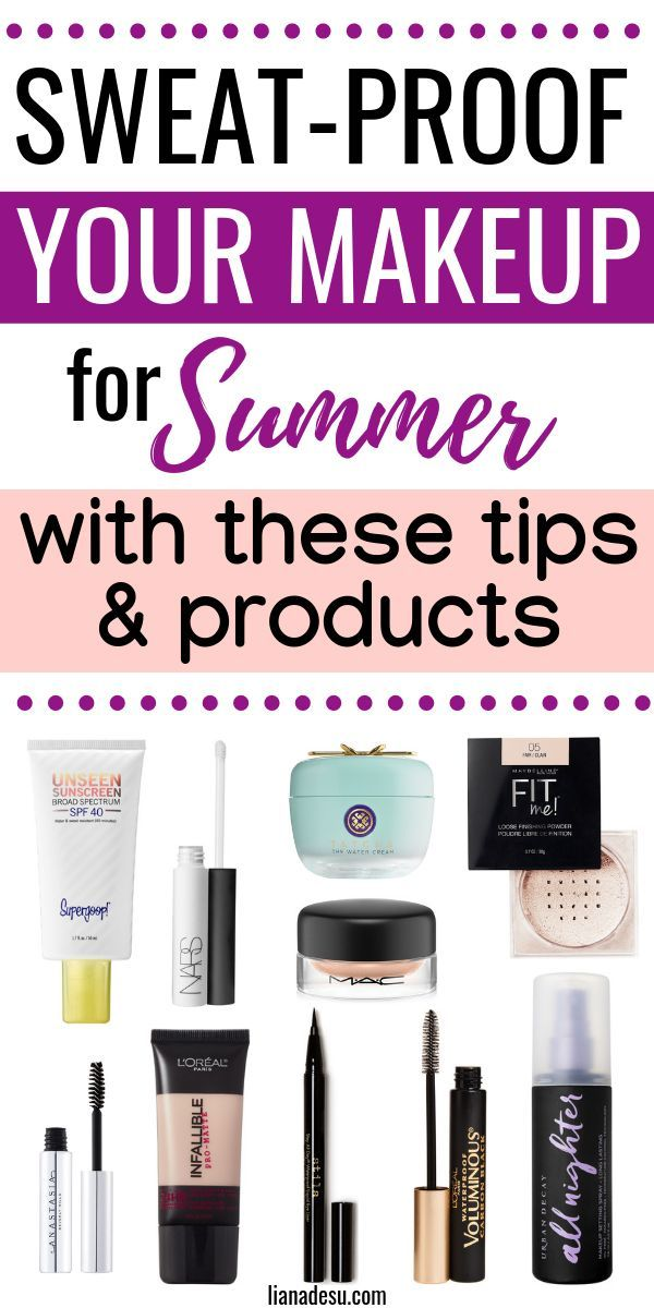 Summer Makeup Tips 10 Ways To Heat Proof Your Makeup With