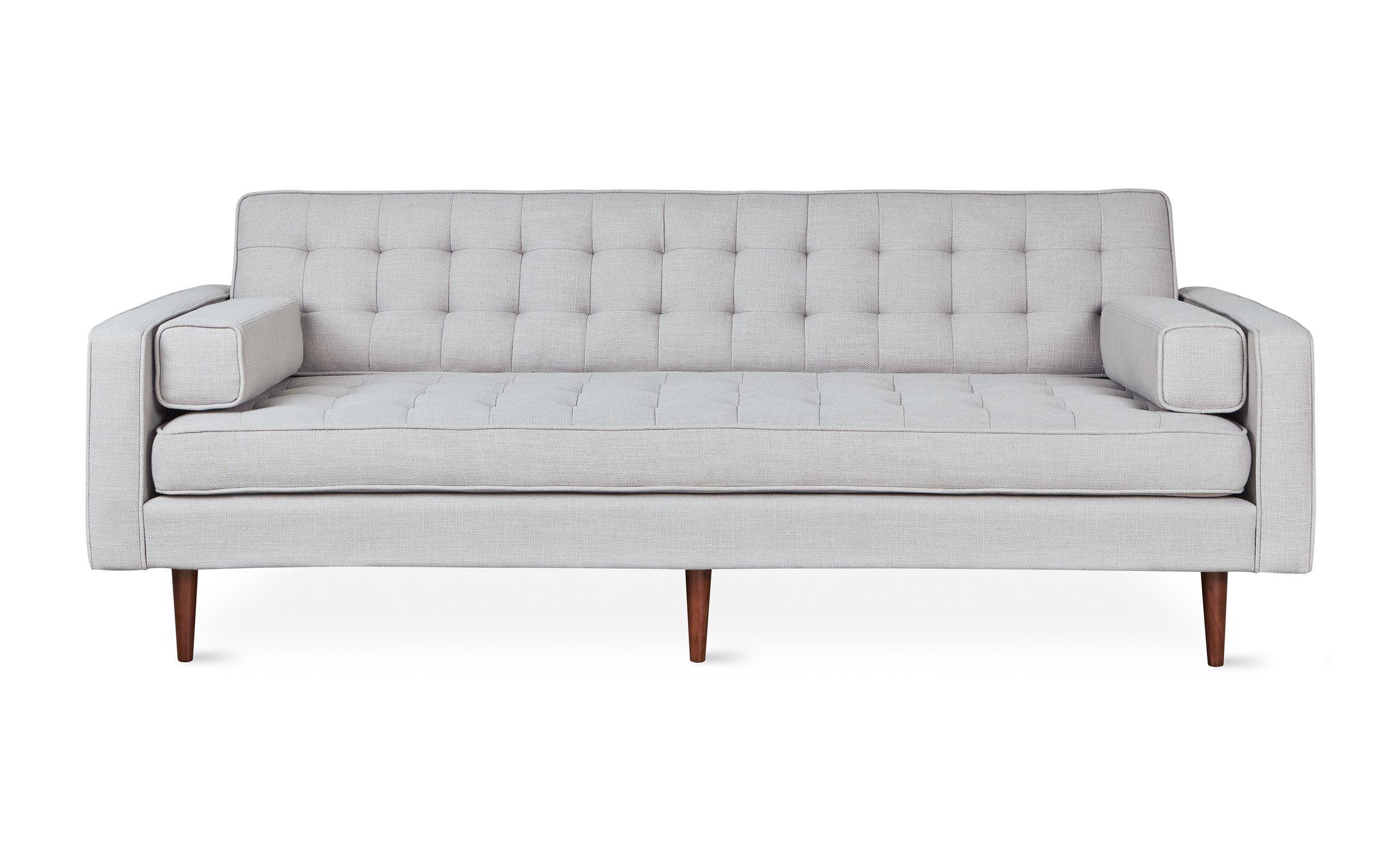 Gus Modern - The Spencer Sofa Has Blind Tufted Seat And