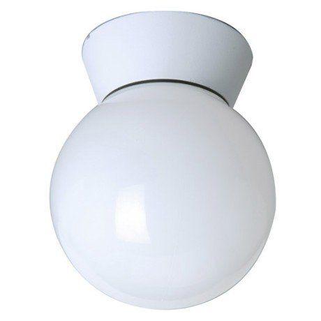 Applique Exterieure Sologne E27 Blanc Inspire