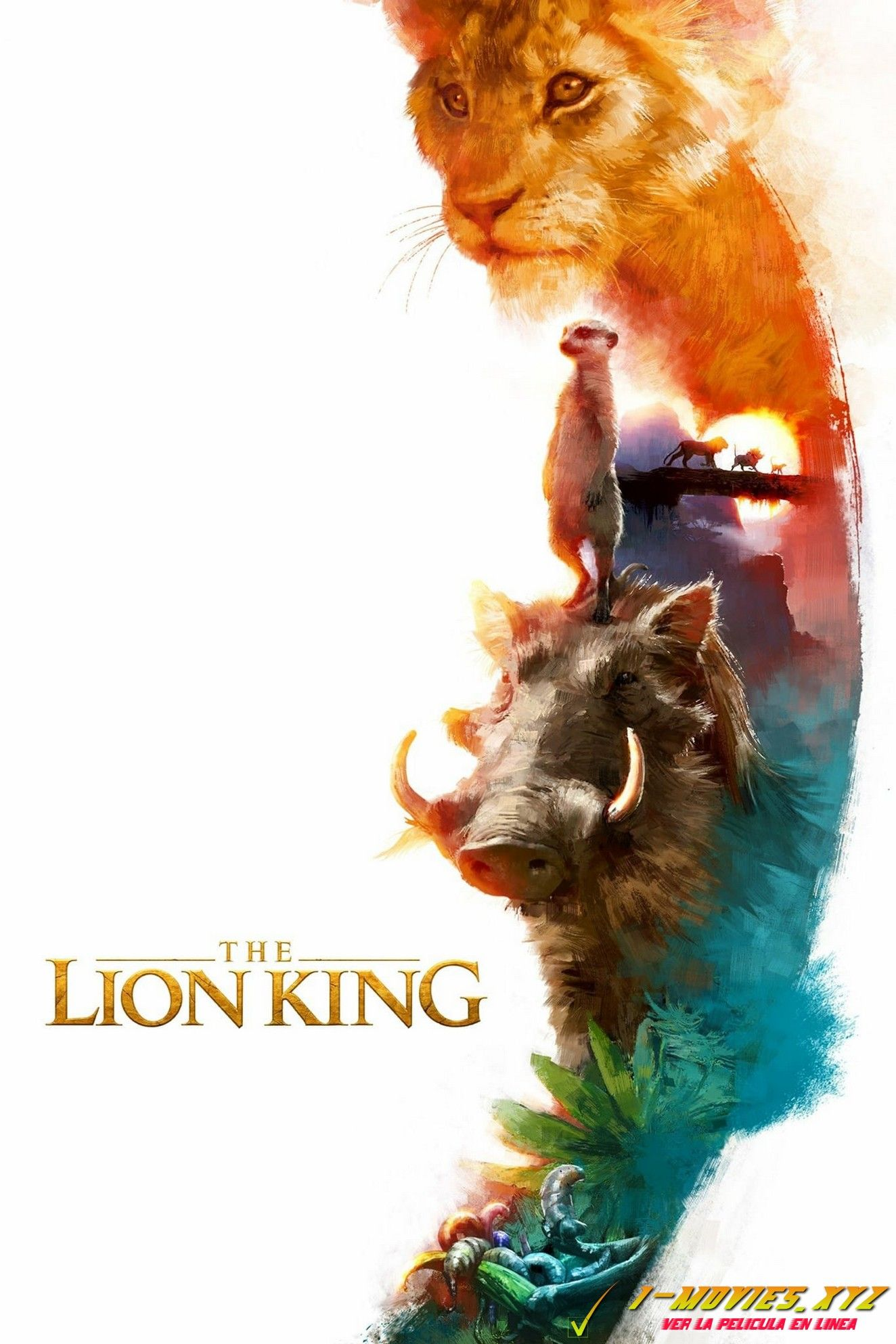 Ver El Rey León Película Completa Subtitulada En Español Latino Lion King Poster Lion King Art Lion King Movie