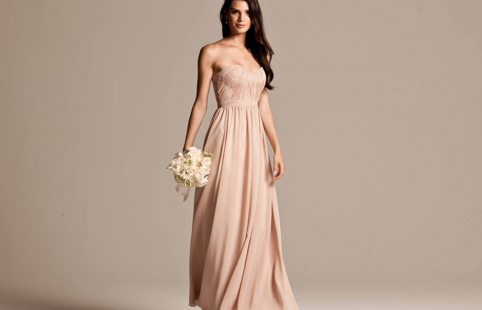 Emily bridesmaid dresses in beigenatasha millani bridesmaid these strapless bridesmaid dresses come with removable spaghetti straps order bridesmaid dresses online and save a small fortune ombrellifo Images