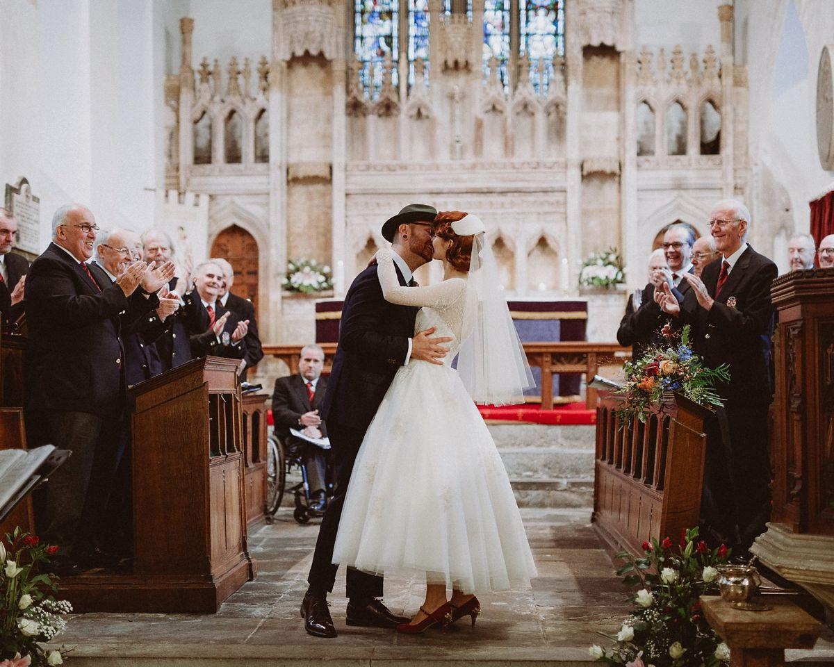 1940 wedding dress  A us Inspired Wedding in Wales  α ℓιттℓє gιяℓuѕ fαитαѕу уσυя ι