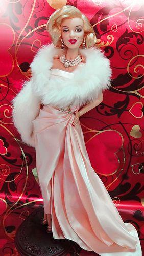 Marilyn Monroe Barbie | Flickr - Photo Sharing!