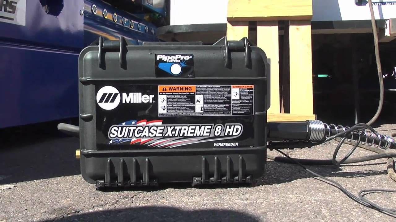 Miller, Hobart, Bernard introduce new pipeline welding