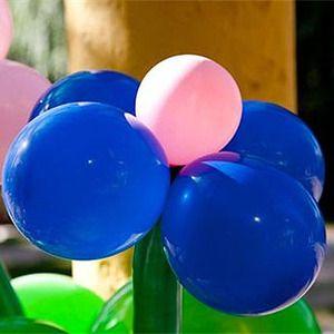 decoracion con globos para fiestas infantiles bautizos y comuniones
