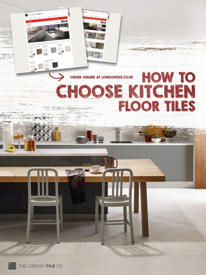 Get Tips On Choosing The Best Kitchen Floor Tiles For Your Home From