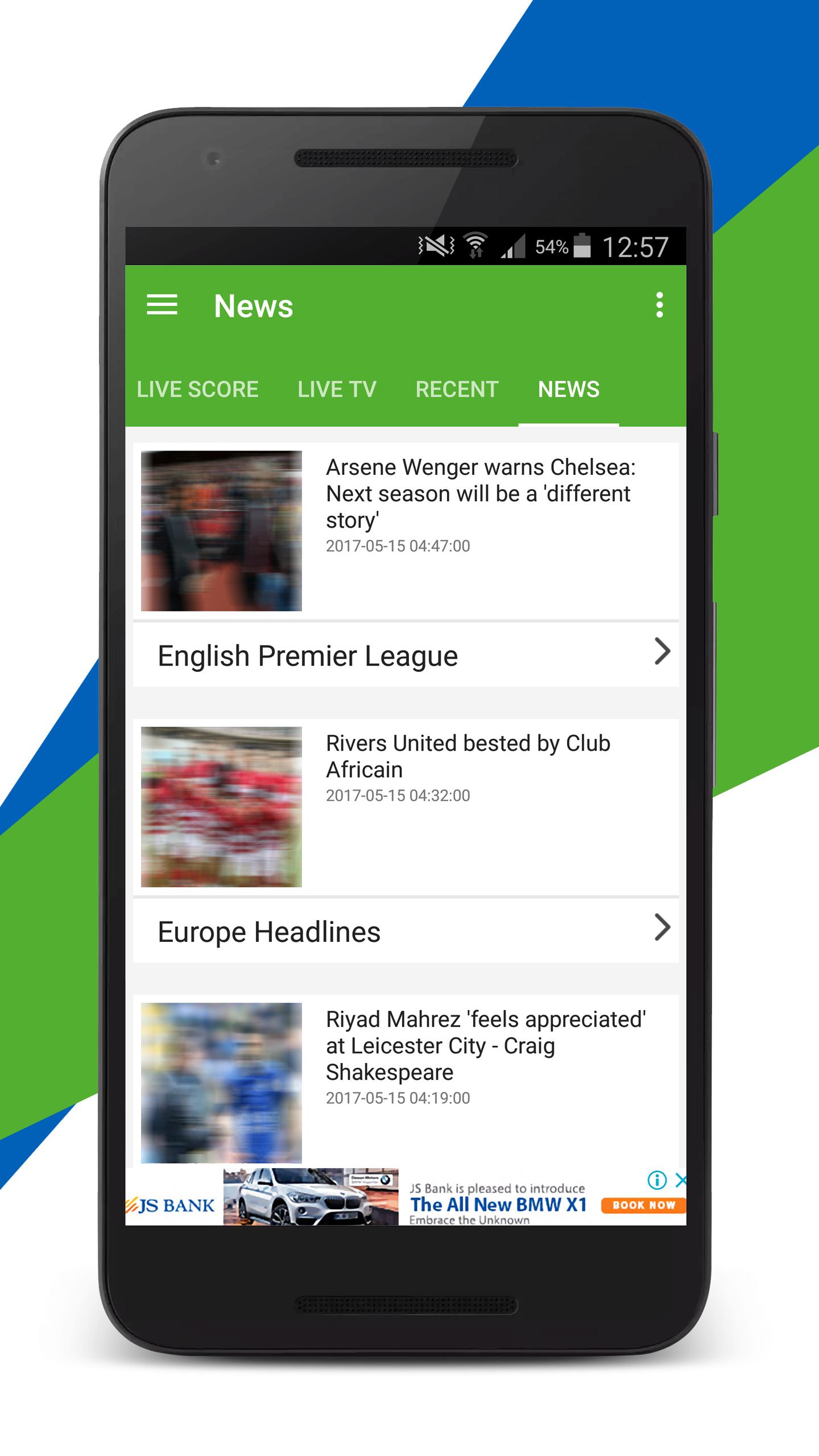 Live Soccer Score & News Live TV Live soccer, Soccer
