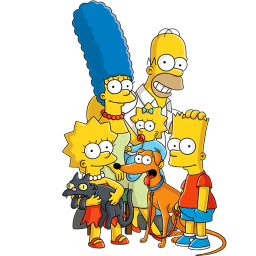 Simpsons Icons Png 256x256 Maggie Simpson Bart Simpson Simpson