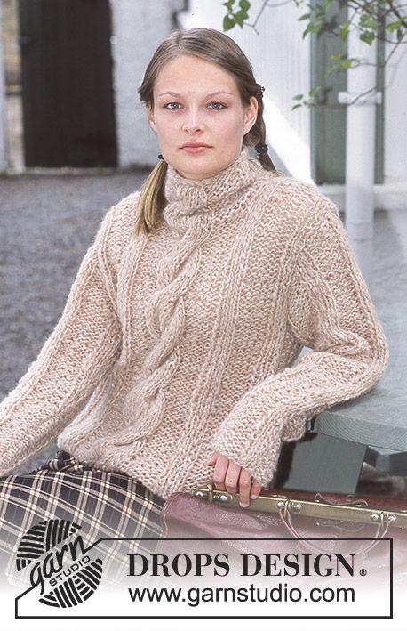 Free Knitting Pattern Knit Pinterest Knitting Patterns Drops
