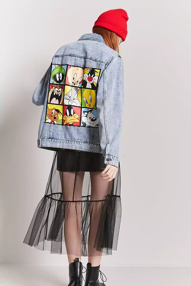 777fe4a0fe Product Name Looney Tunes Denim Jacket