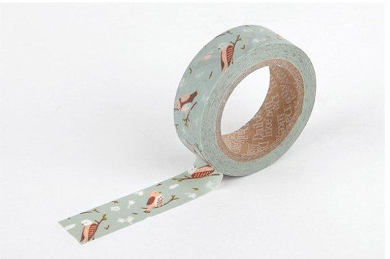 Washi Tape Decorative Sticky Paper Masking Planner Tape Repositionable FREE P/&P