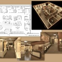 Clinic Floor Plan Ideas Healthcare Design Ceiling Plan Space Planning