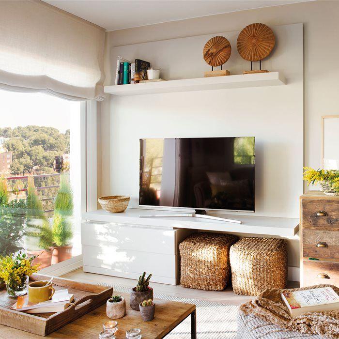 Muebles para espacios peque os ideas para ganar espacio for Muebles para comedor pequeno