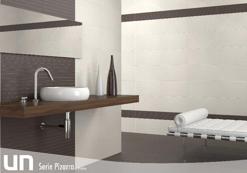 formatos 27x50 Pizarra estancias: Baños Pavimentos gres ...