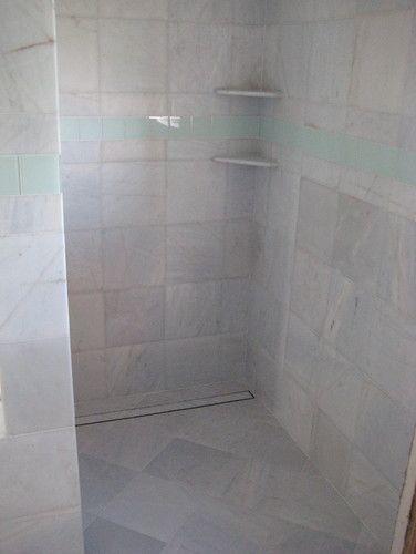 Park City Curbless Shower Contemporary Es Salt Lake Tarkus Tile
