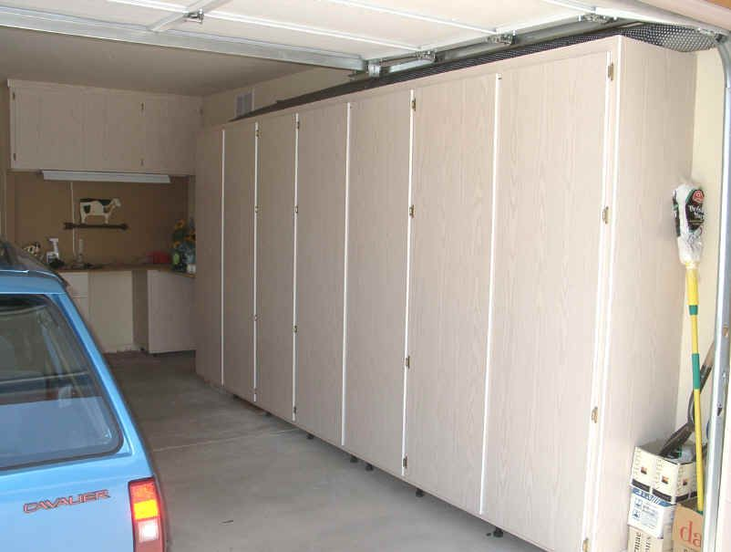 25 Garage Styles to suit any personality. Garage Storage CabinetsGarage ... - Diy Garage Cabinets To Make Your Garage Look Cooler Jigs