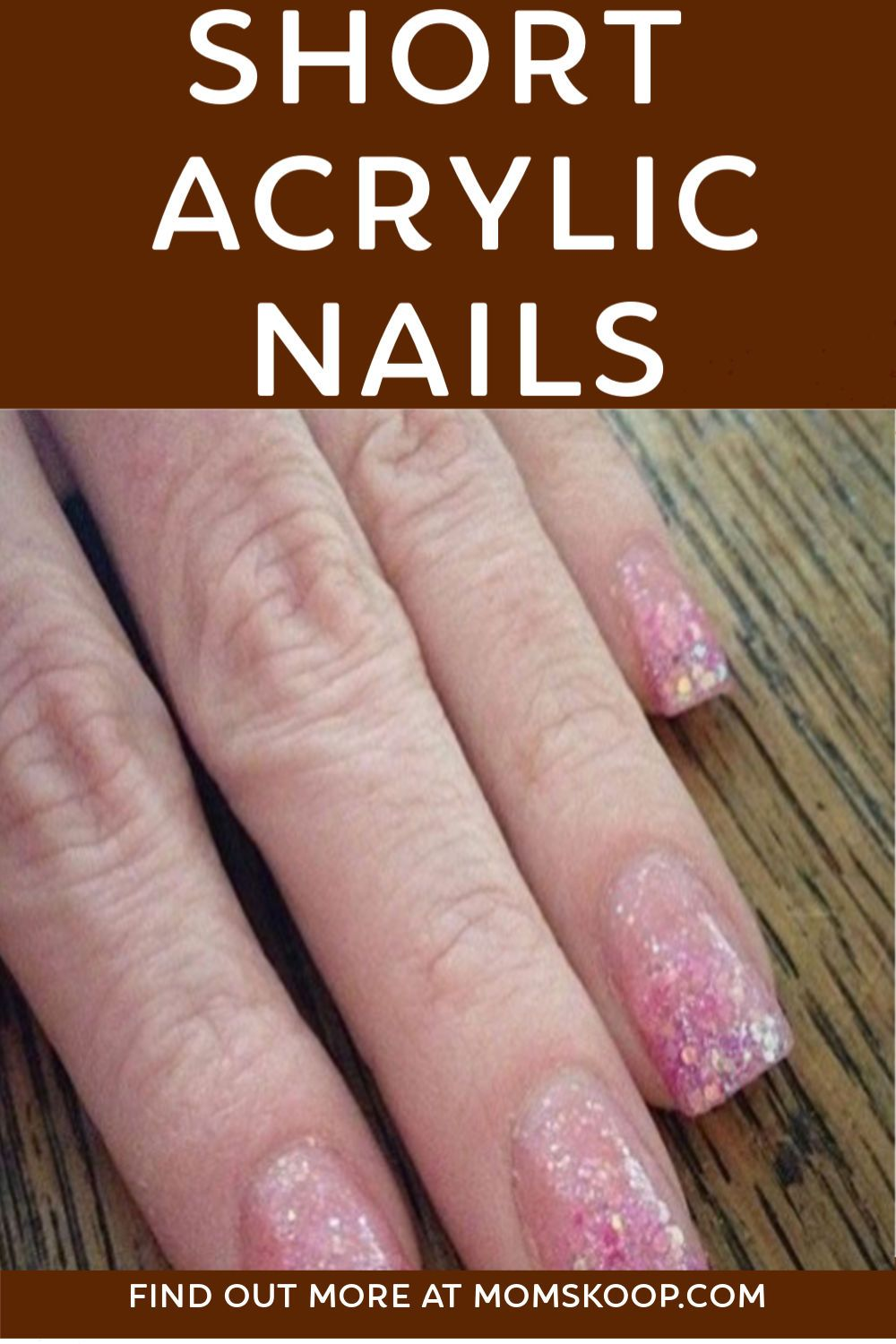 Diy Acrylic Nails Are Easier Then You Think To Do At Home The Best Part About Doing Your Nails At Home Is In 2020 Diy Acrylic Nails Acrylic Nails Short Acrylic Nails