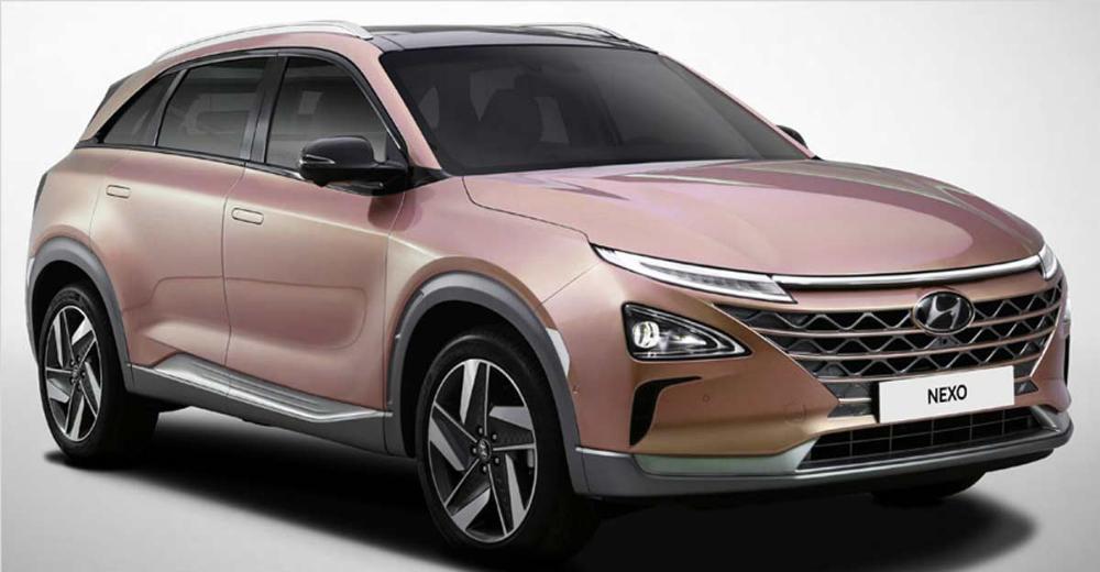 Hyundai Nexo set to wow India with 1,000 km range