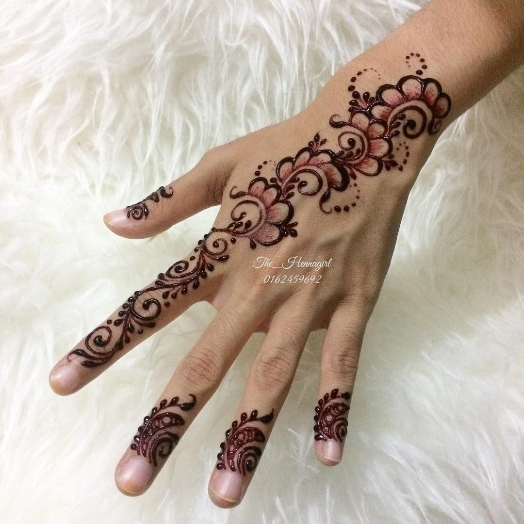 173 likes 1 comments white henna u0026 red henna the hennagirl