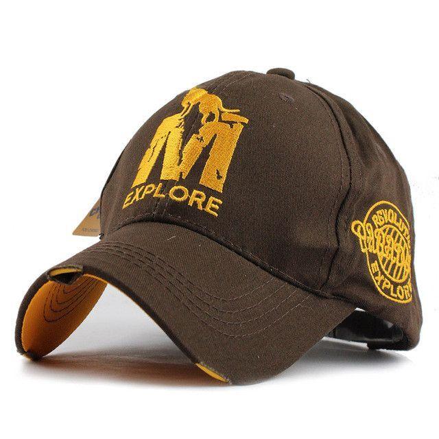Super Cool! New Baseball Cap Man Bone Snapback Cap Baseball-caps Chapeu Simple and Mixed Styles Fitted Gorras Men