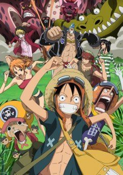 Filme 10-One Piece: Strong World / One Piece Movie 10 Ano: 2009 Gêneros: Shounen, Aventura D 01/2015
