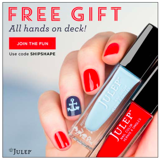 *HOT* FREE Limited Edition Nautical by Nature Beauty Box ($80 value)! - http://www.militarywivessaving.com/hot-free-limited-edition-nautical-by-nature-beauty-box-80-value/ |  #frugaltips #frugalliving #savingmoney