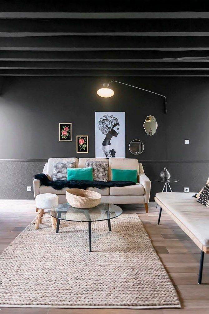 Toutes les idées de décoration pour un plafond tendance le plafond en bois