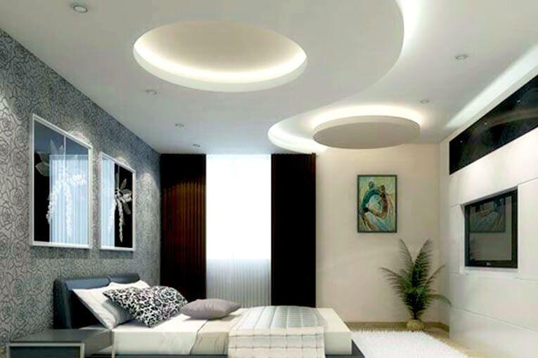 5 tips de dise o de interiores de lujo spacios for Cielorrasos modernos ver fotos
