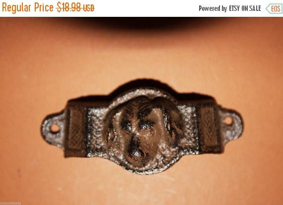 Wonderful 13% OFF 8) Dog, Drawer Pulls,cabinet Pulls,Tiroir Pull,