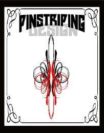 This book was made for anyone interested in the art of Pinstriping. With tips and designs for you to be influenced.