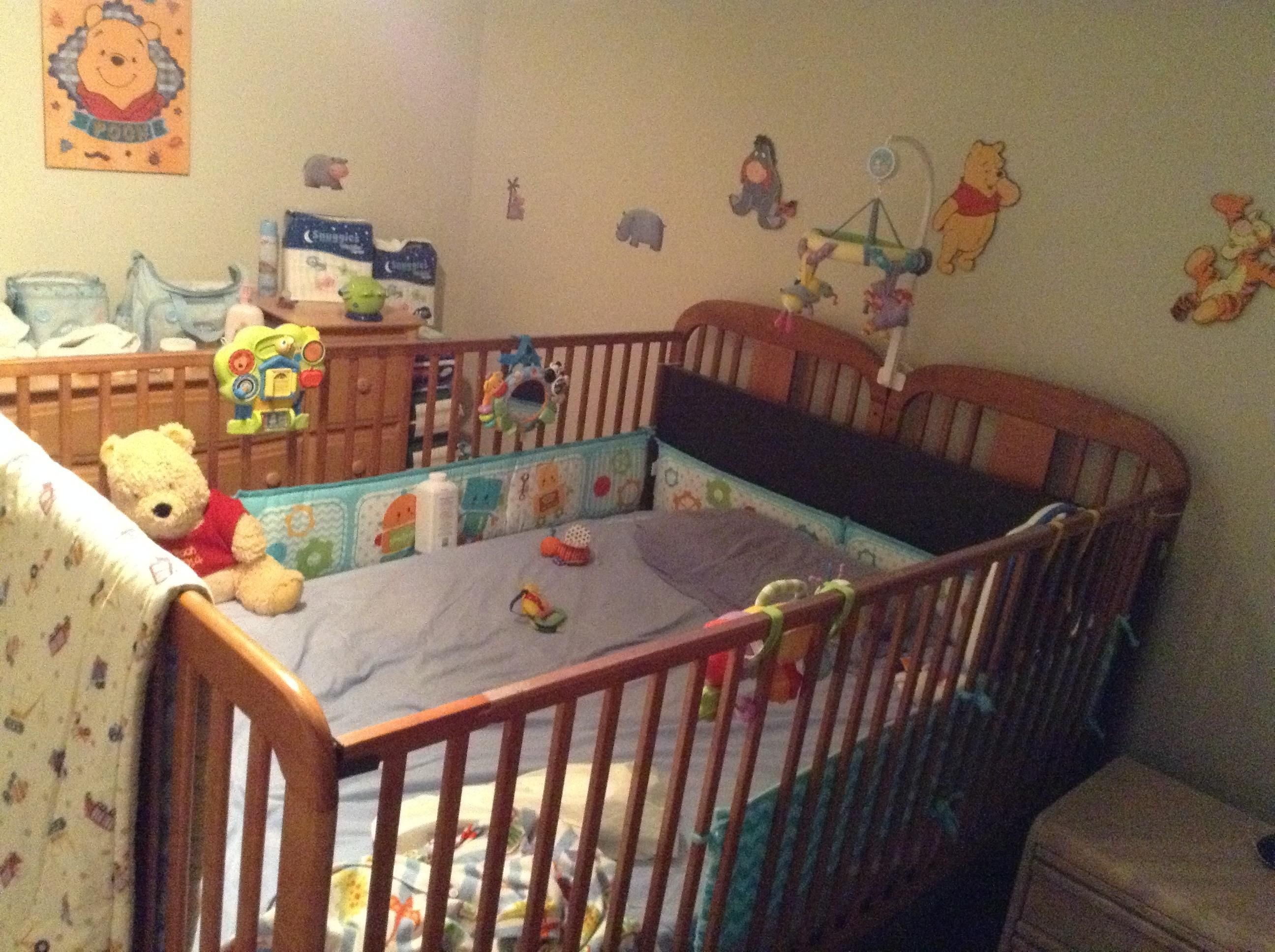 Pin by Honey on Little Nurseries | Baby nursery furniture ...