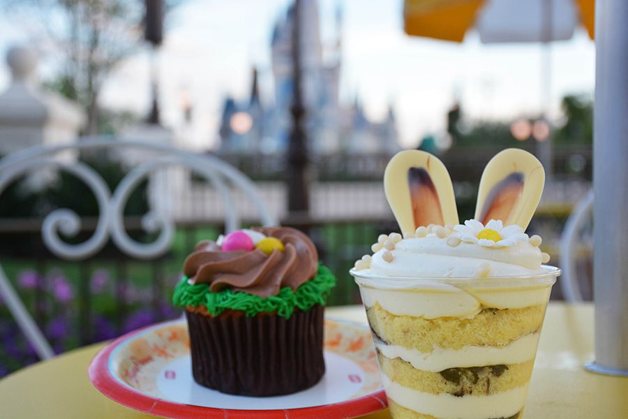 Easter Cakes at Walt Disney World