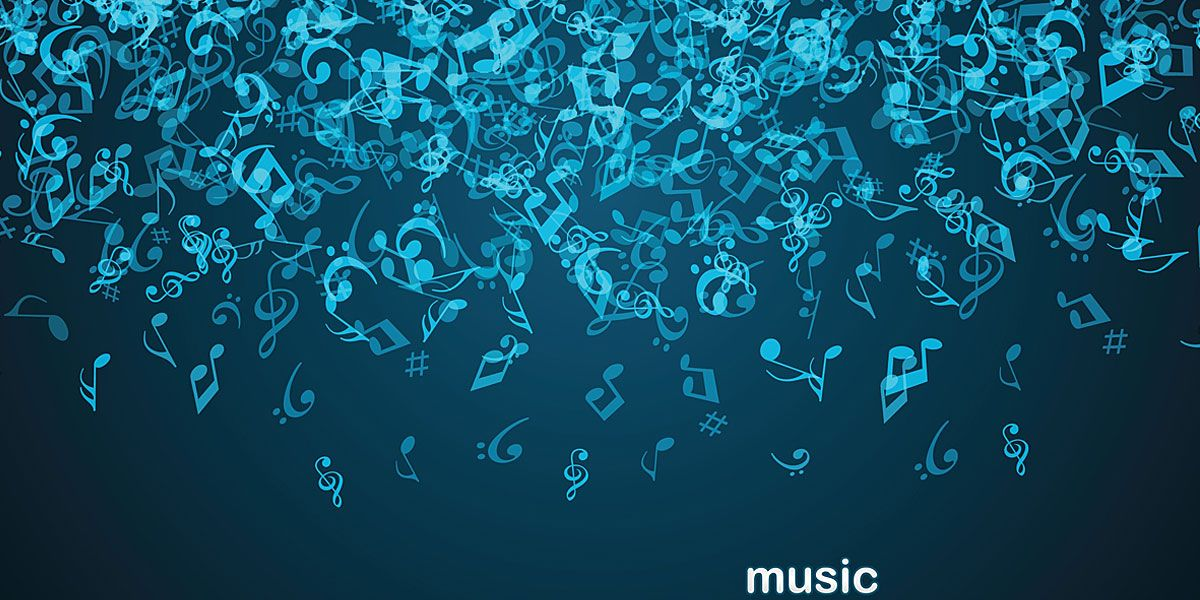Music Notes Twitter Cover Twitter Background Twitrcovers Music Wallpaper Music Notes Music Backgrounds