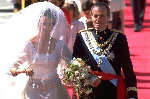 WEDDING of Infanta Elena of Spain & Jaime de Marichalar